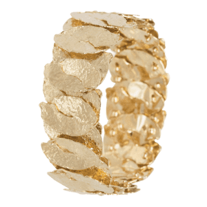 Geelgouden armband