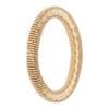 Geelgouden wikkel ring
